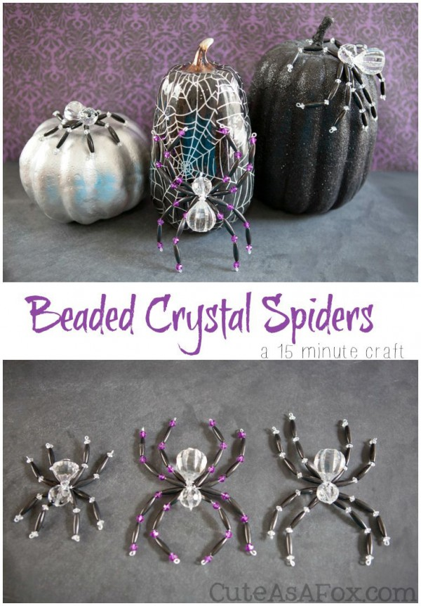 beaded-crystal-spider-quick-halloween-craft-title