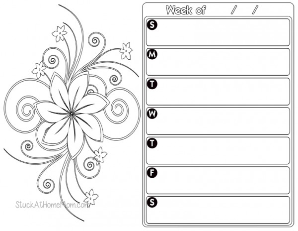 Template-Merged-StuckAtHomeMom-Weekly-Planner-light-72 October Weekly Newsletter Template Free on fourth grade, free office, mobile church,