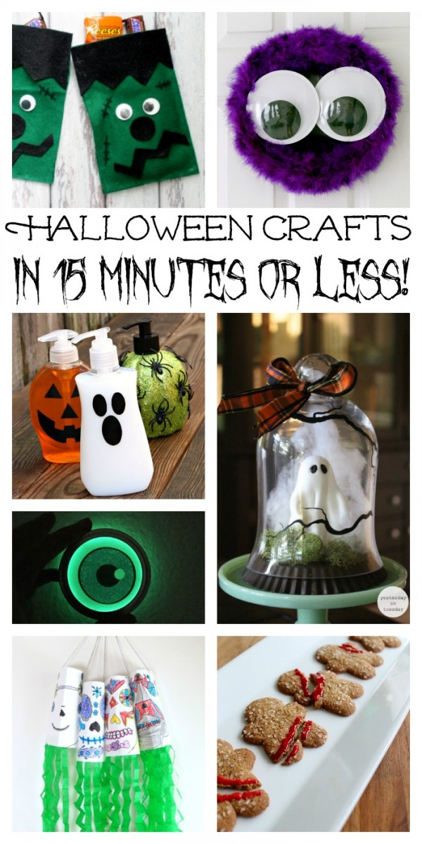 crafts-for-halloween