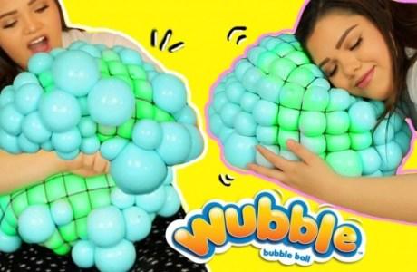 DIY Giant Mesh Slime Ball