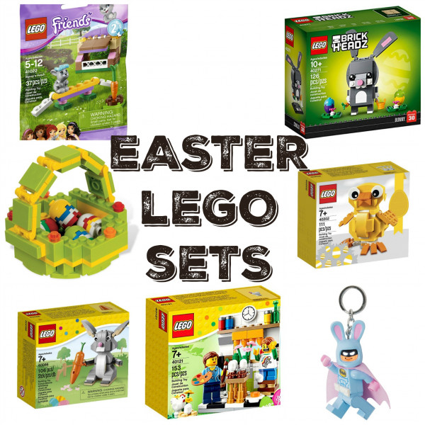 Great gift idea easter lego sets negle Choice Image