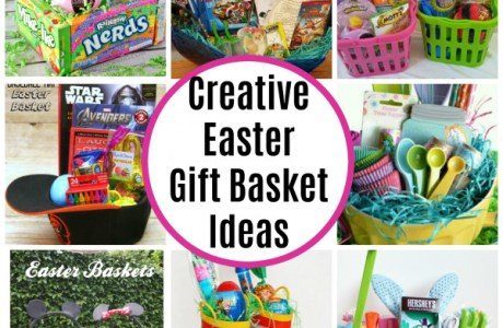 Alternative Easter Gift Basket Ideas
