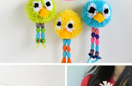 11 Bird Themed Kids Craft Projects