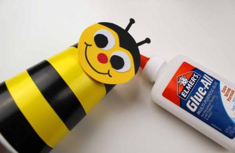 Kids Craft – Bumble Bee