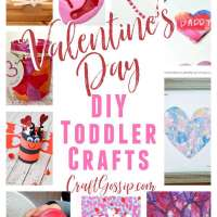 31+ Valentine's Day Crafts For Toddlers To Make