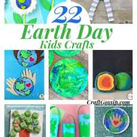 World Earth Day Crafts And Activities