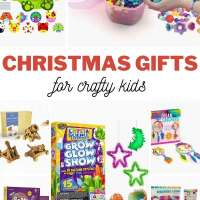 20 Christmas Gift Ideas for Kids That Craft