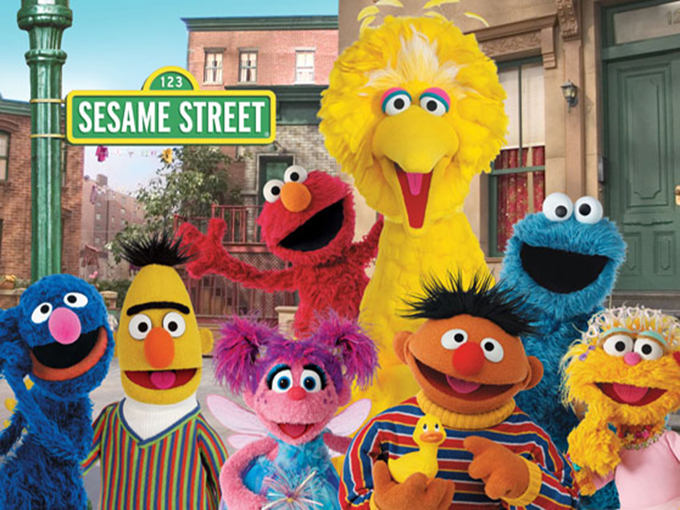 Image result for sesame street