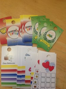 Accountable Kids cards
