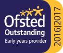 Ofsted Outstanding logo