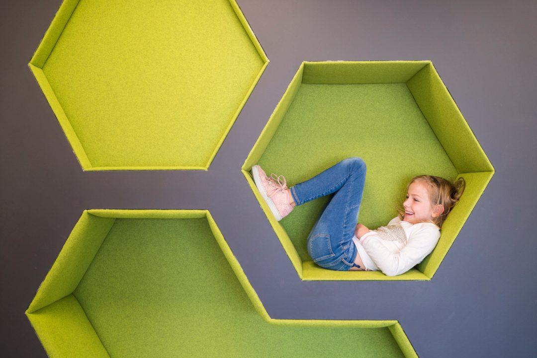 Kids' Lounge at San Antonio Pediatric Dentistry and Orthodontics