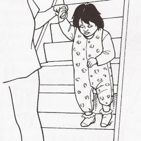 Ανεβοκατεβαίνει σκάλες
