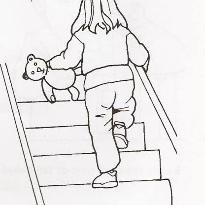 Ανεβαίνει σκάλες