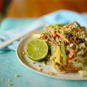 kids eat by shanai banh mi salad with slow cooked pork
