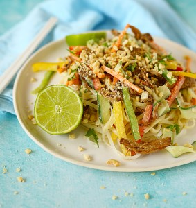 kids eat by shanai banh mi salad