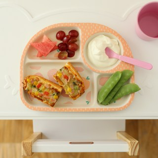 today's toddler lunch