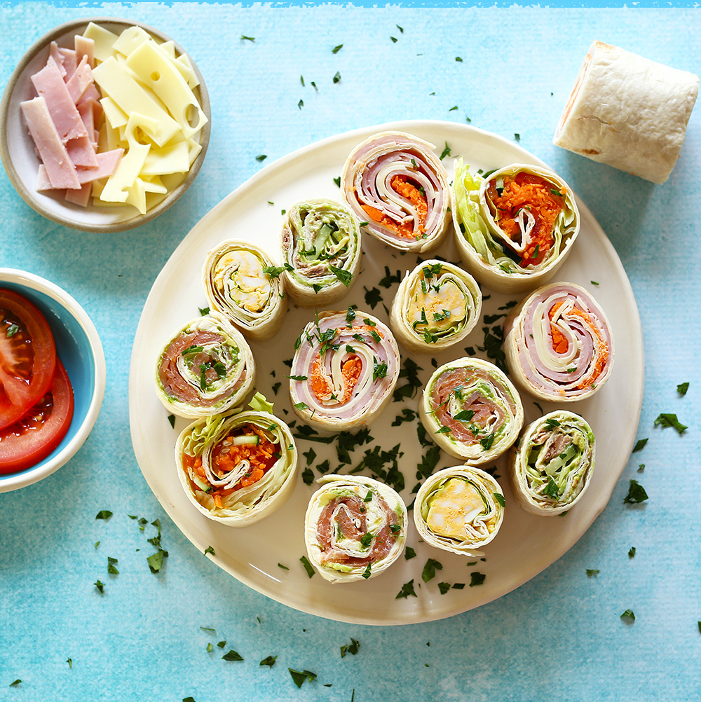 Top 5 Kid Approved Wraps Kids Eat by Shanai