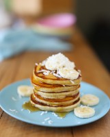 basic pancake recipe Kids Eat by Shanai