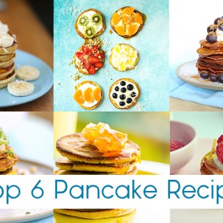 top 6 pancake recipes