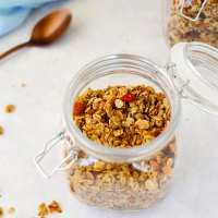 Homemade Granola the ultimate healthy Homemade Granola guide! Mix and match using your favourite ingredients right there in your pantry