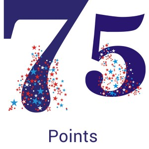 75-points