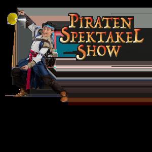 piratenfeest met een piratenshow