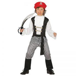 piratenfeest, piratenkostuum kinder