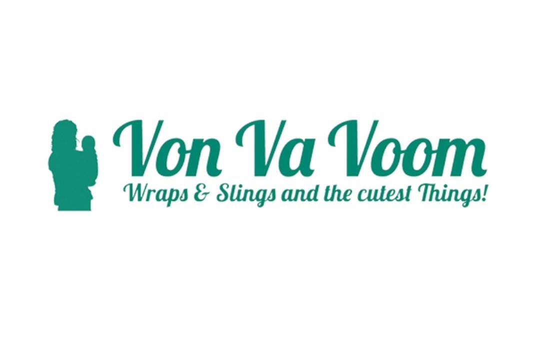Von Va Voom – draagdoek, draagzak/drager