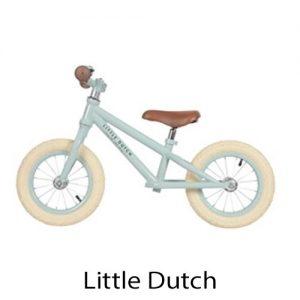 kidsenco Little Dutch loopfiets mint