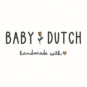 baby dutch, babyslofje en speenkoord