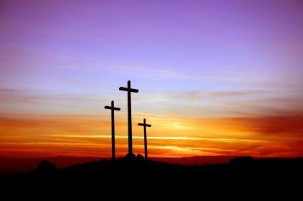three-crosses-at-sunset