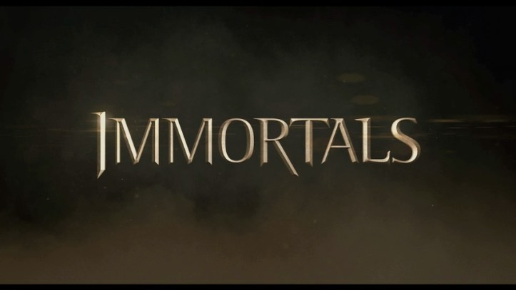 Immortals-poster