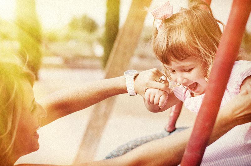 fotografiar niños
