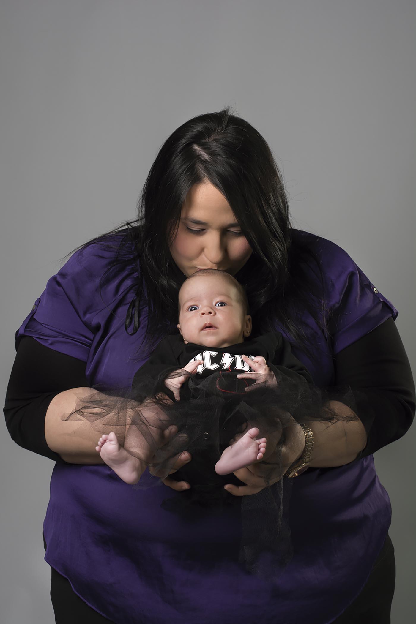 kidsfoto.es Sesión fotográfica de bebe, familia