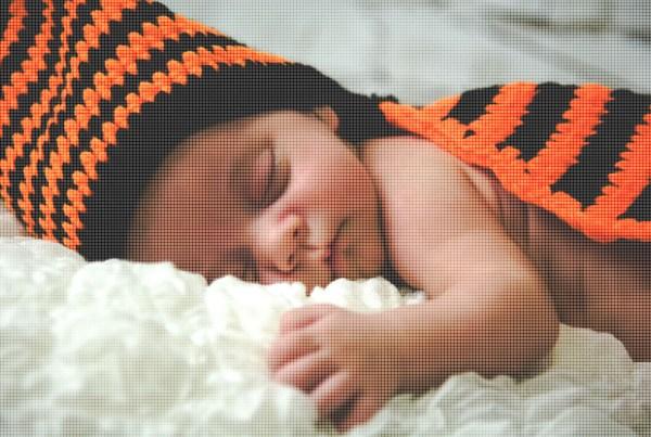 Fotografía BEBE NEWBORN recién nacido Zaragoza