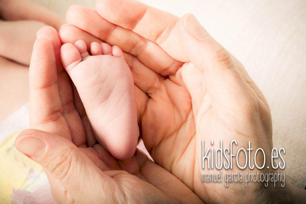 kidsfoto.es Sesión fotográfica Bebe NewBorn