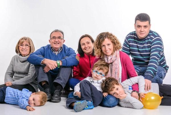 Reportaje fotográfico infantil, fotografía de niños en Zaragoza