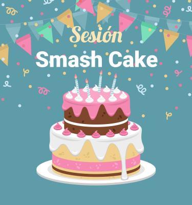 kidsfoto.es Tarjeta regalo Sesión Smash Cake