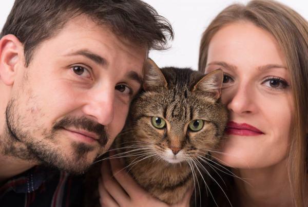 Fotografía con mascotas, sesión fotográfica con mascotas en Zaragoza