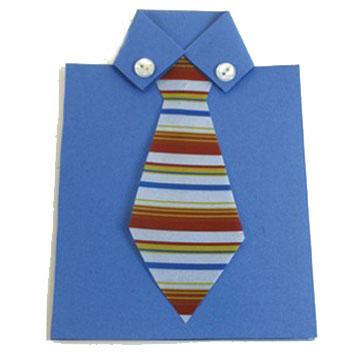 Κάρτα Πουκάμισο Γραβάτα