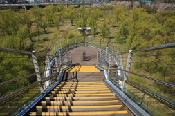 From Saetgang Bridge to Yeouido Saetgang Ecological Park