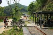 Namhan River Bicycle Road
