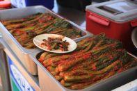 Making Kimchi Korea