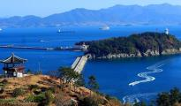 Yeosu Odongdo Island (오동도), camellia trees heaven & great family walks