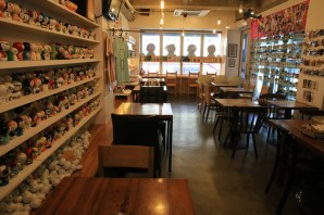 Mustoy Cafe, Hongdae Seoul