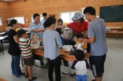 Workshop cheese making Jinju Farm