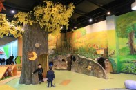 Gyeonggi Children's Museum – nature's playground