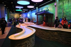 Gyeonggi Children's Museum – water playground