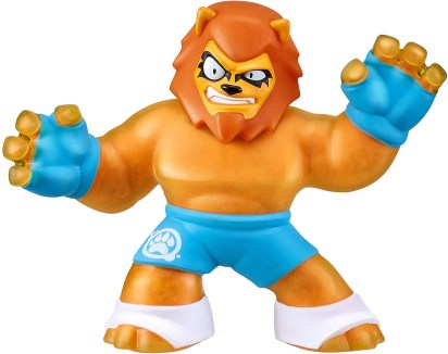 Heroes of Goo Jit Zu - Sandy Lion Action Figure, Sahario