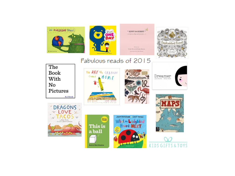 Books of 2015